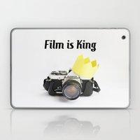 Film is King Laptop & iPad Skin