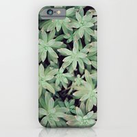 Succulent Abstract iPhone 6 Slim Case