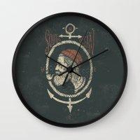 South Ocean Wall Clock