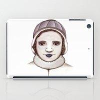 Miss Butterfield iPad Case