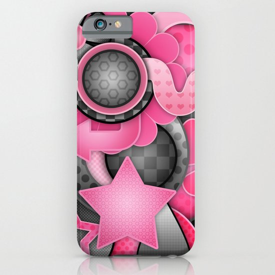 Bubble Gum Bash iPhone & iPod Case
