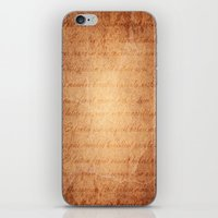 Old World iPhone & iPod Skin