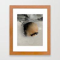 Seul Framed Art Print