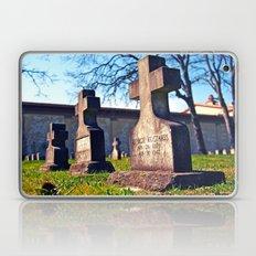Cemetery aesthetics Laptop & iPad Skin