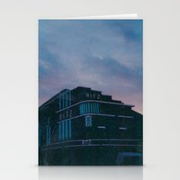 Ritz, Lincoln Stationery Cards