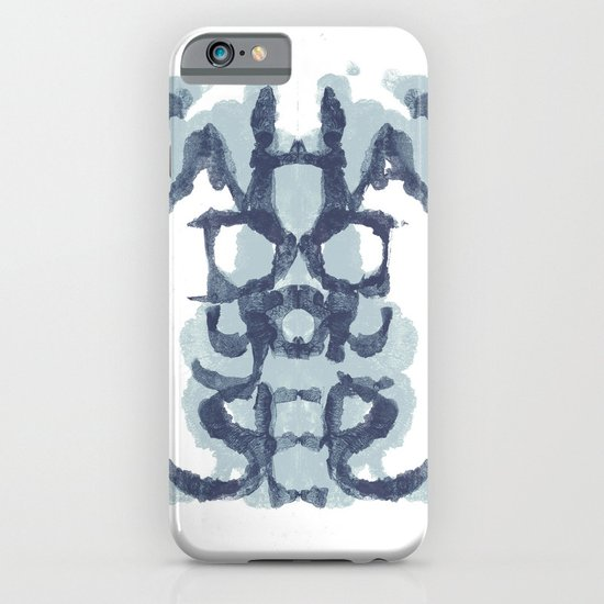 Typography Psychology iPhone & iPod Case