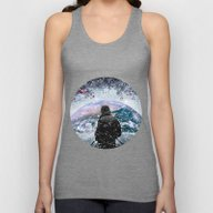 Winter Unisex Tank Top