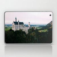 neuschwanstein castle bavaria germany  Laptop & iPad Skin