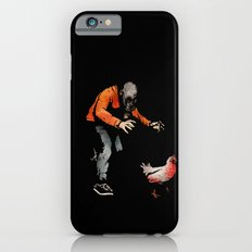 Leroy VS The Zombie Chicken iPhone 6 Slim Case