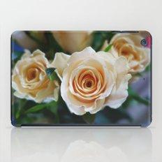Rose Pattern #2 iPad Case