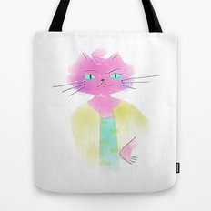 Princess Carolyn Tote Bag