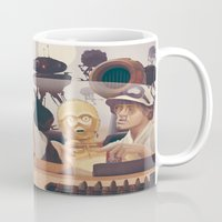 Fear and Loathing on Tatooine Mug