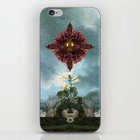 Sun Cross iPhone & iPod Skin