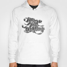 Live Fast Die Young - Black and White Hoody