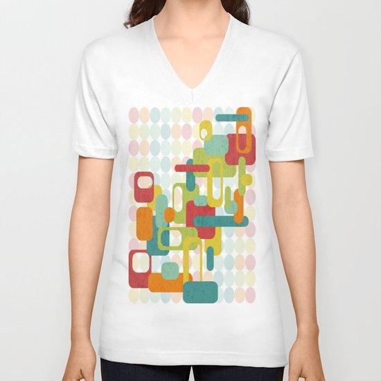 Talkin Bout My Generation V-neck T-shirt