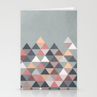 Nordic Combination IV Stationery Cards