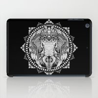 Elephant Medallion iPad Case