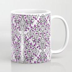 Damask Nature Pink Mug