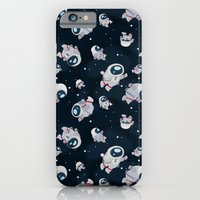 iPhone & iPod Case featuring Not Everyone Grows Up To Be An Astronaut by Claire Stamper
