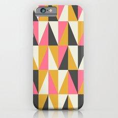 Orange & Grey iPhone 6 Slim Case
