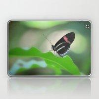 Butterfly garden Laptop & iPad Skin