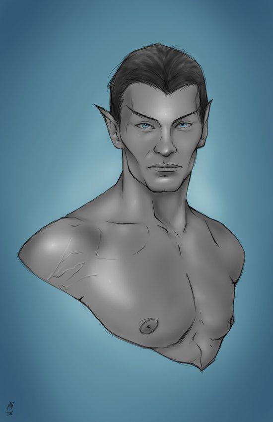 Prince Namor Art Print