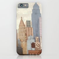 iPhone & iPod Case featuring The Big Apple by Anne Lambelet