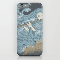 iPhone & iPod Case featuring Ocean Symphony by Ged Salazar Garcia