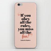 Fun! iPhone & iPod Skin