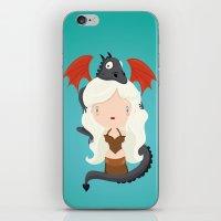 Daenerys Targaryen iPhone & iPod Skin
