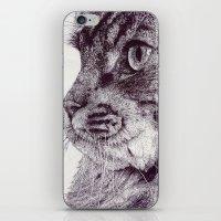 Big Cat iPhone & iPod Skin