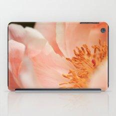 Paeonia #3 iPad Case