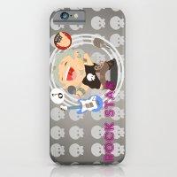 Rock Star iPhone 6 Slim Case