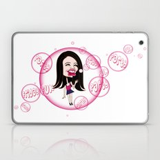 Rebecca Black. It's Friday Again! Laptop & iPad Skin