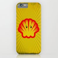 Look! There Is A Ghost  … iPhone 6 Slim Case