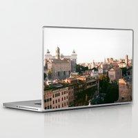 italy Laptop & iPad Skins featuring italy by paulina
