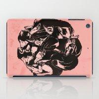 Furball iPad Case