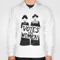 Votes For Women Hoody