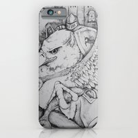 iPhone & iPod Case featuring Griffen by Joshua James Stewart