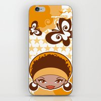 Bee-J Color2 iPhone & iPod Skin