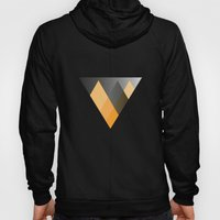 Landscape in Orange Hoody