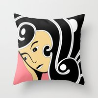 Susy Throw Pillow