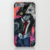 Harry Visits The Temp Ag… iPhone 6 Slim Case