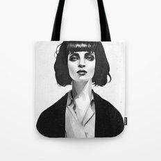 Mrs Mia Wallace Tote Bag