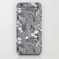 Flower garden 003 iPhone 6 Slim Case