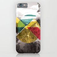 iPhone & iPod Case featuring Sojourn series - Lake Mathieson by Lina Belinda