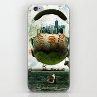 Academy Of Art iPhone & iPod Skin