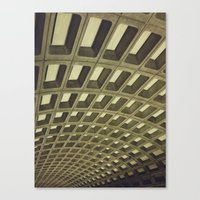 DC #3 Canvas Print