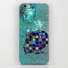 living in a box (global)4.Version iPhone & iPod Skin
