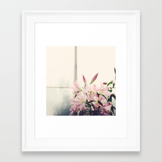 11 Framed Art Print